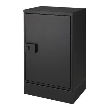 宅配ボックスKT スタンダード(ブラック) 据置用ベース・アンカーセット